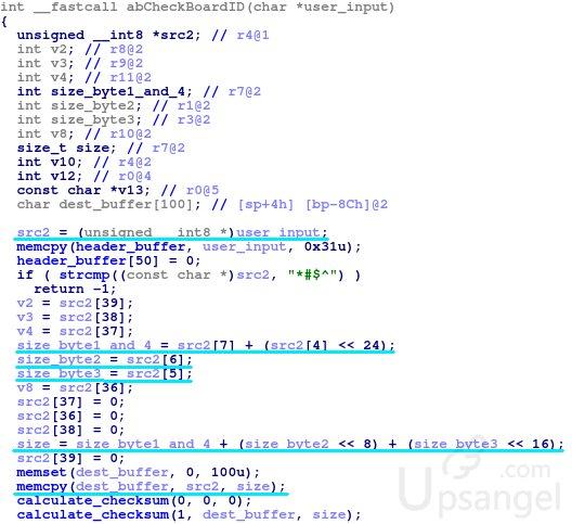 NETGEAR路由器漏洞Stack Overflow