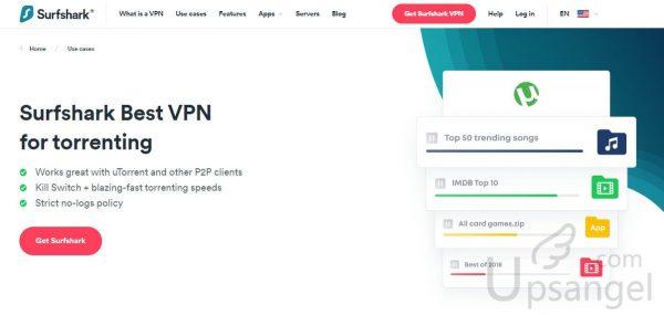 SURFSHARK P2P BT_VPN推薦