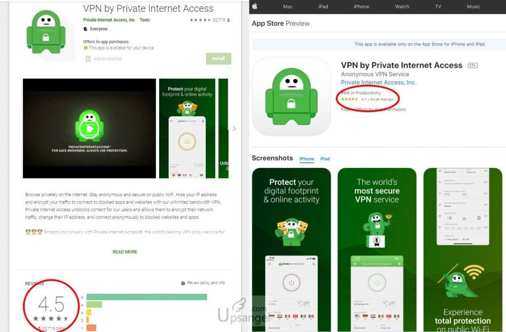 PIA VPN 評價