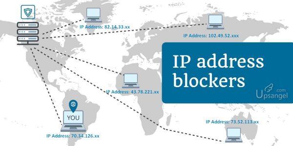 根據IP地質所在地封鎖訪問